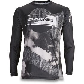 Dakine Thrillium LS Jersey Men black/white
